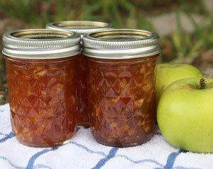 Варенье из яблок в мультиварке